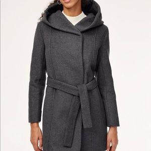 Wilfred Brenna Wool Coat